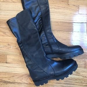 Donna Piu Shoes - Knee High Leather Boots
